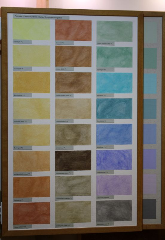 Sehr Sumpfkalkfarbe traditioneller Anstrich mit Kalk SY23